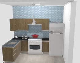 Cozinha Sirlene