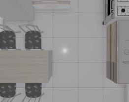 cozinha de mila