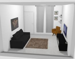Projeto - Sala TV