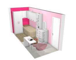Marina dormitório juvenil