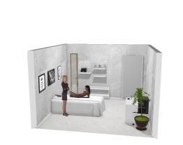 sala masculina