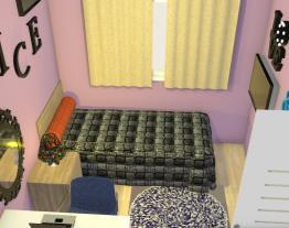 Dormitório Alice