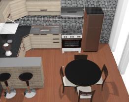 Cozinha:Projeto