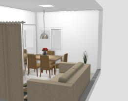 Viviane apartamento sala