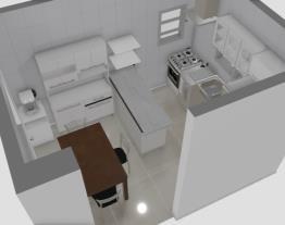 Base Cozinha+Sala