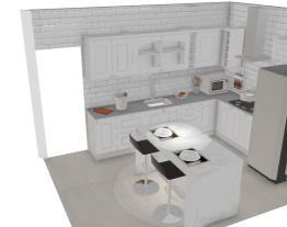 Cozinha sem janela Kappesberg
