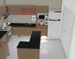 new urban - cozinha reformada
