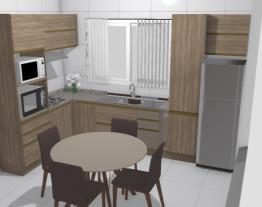 cozinha LUIZA DELAZERI MODELO 2