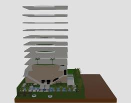 Royal Mansion of Melos - Projeto com árvore opção 2