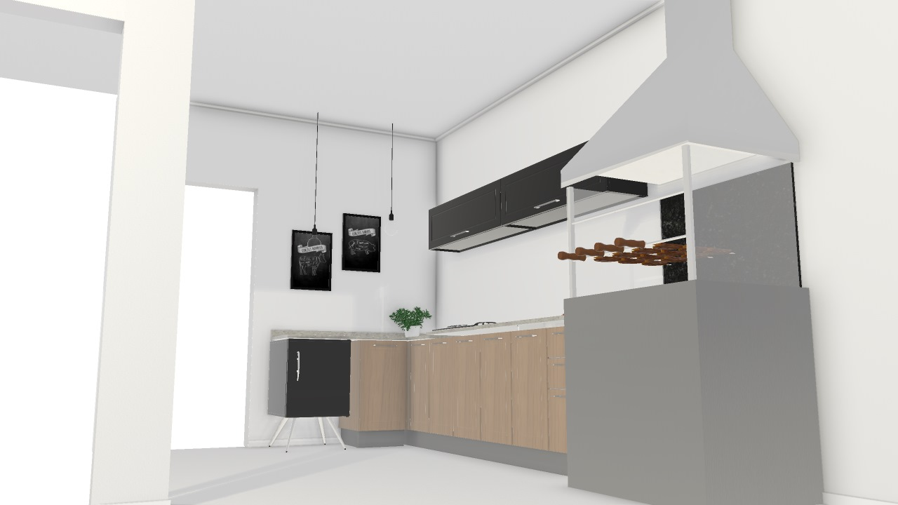 Cozinha Adriano - Vivi Assis