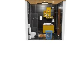 banheiro quarto casal casa de praia 3