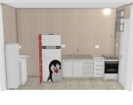 tudo - banheiro cozinha lavanderia planta baixa
