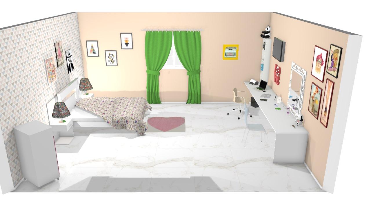 Meu quarto ideal