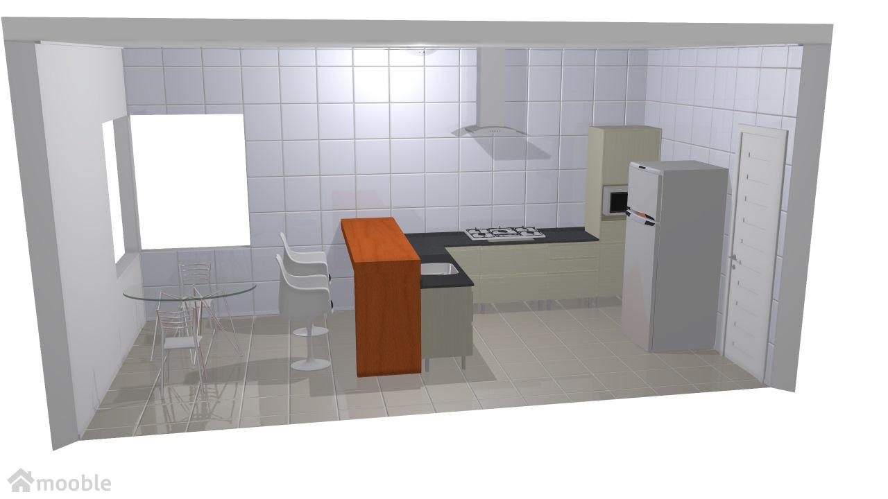 Cozinha Núbia