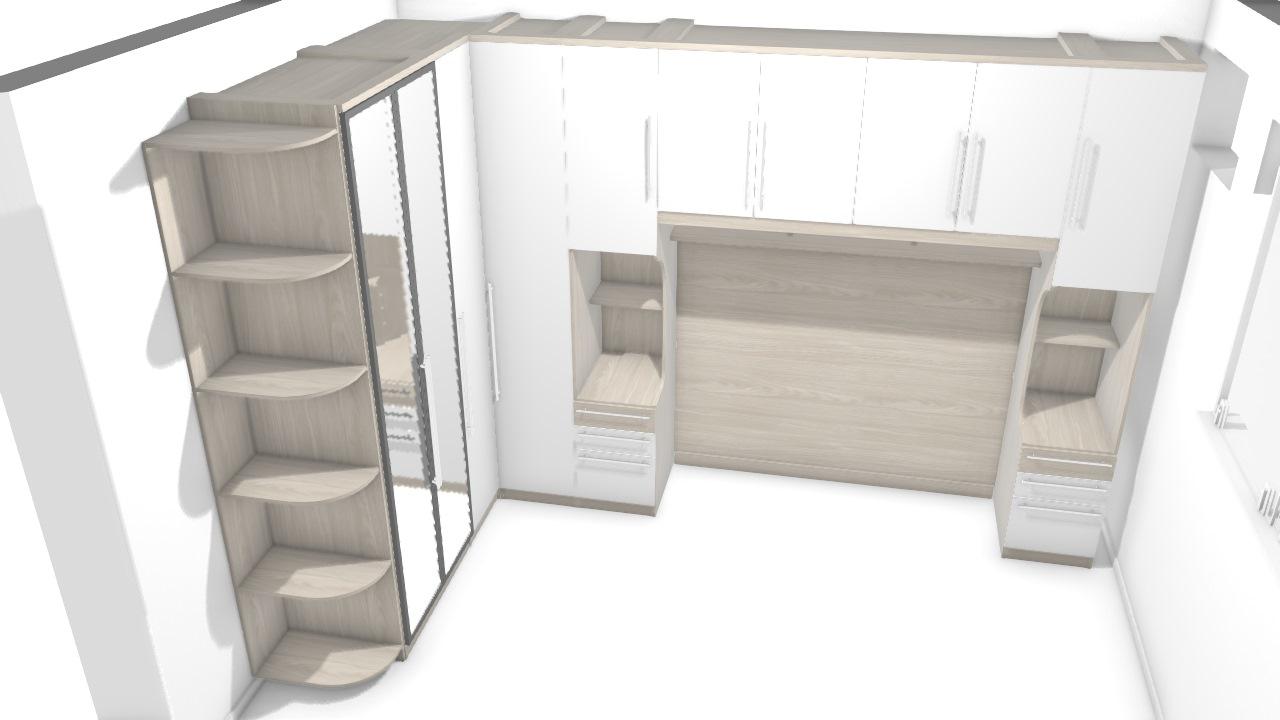 Projeto Apartamento quarto