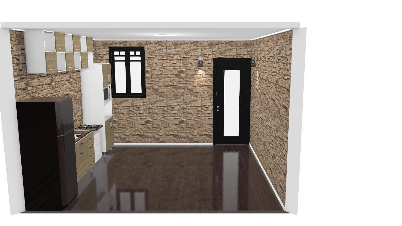 Meu projeto Politorno casa 55m