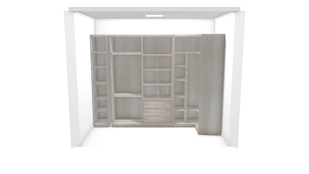 closet rubia