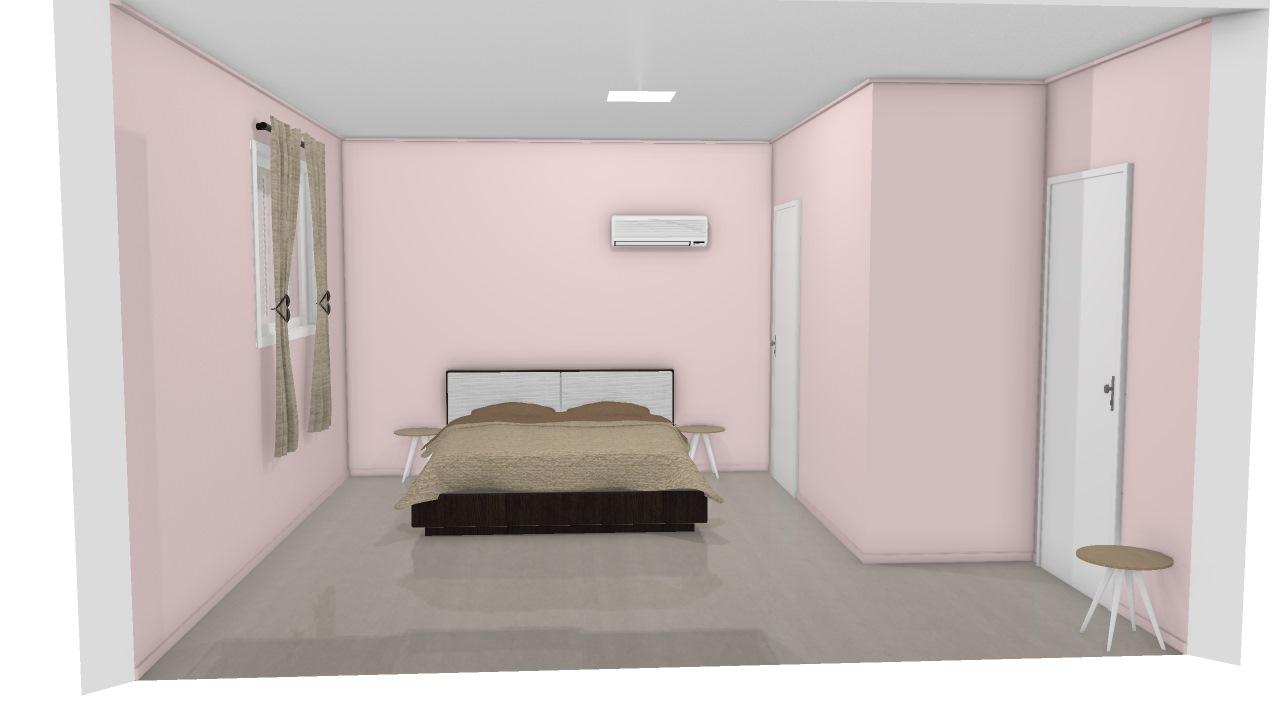 Projeto do quarto do casal - Luli