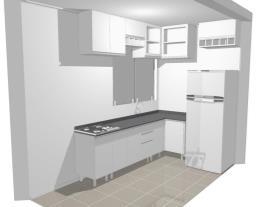 Minha cozinha de cabucu
