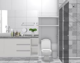 Casa 01 - Banheiro