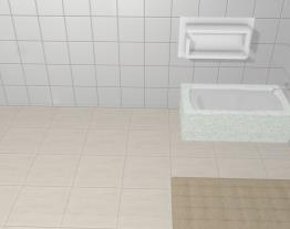 banheiro da adolescente