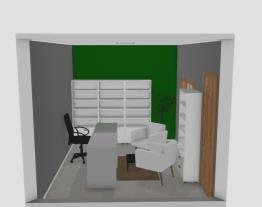 escritório do papai