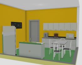 Cozinha Clima Save R1
