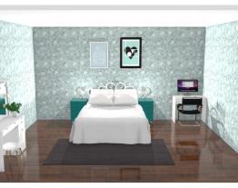 quarto azul feminino 1
