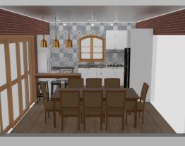 Cozinha Maiara Moordezin