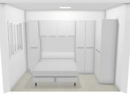 Modulado Smart cama embutida
