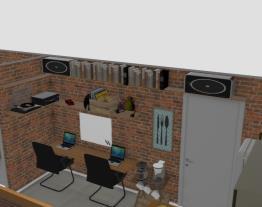 Casinha - armario quarto
