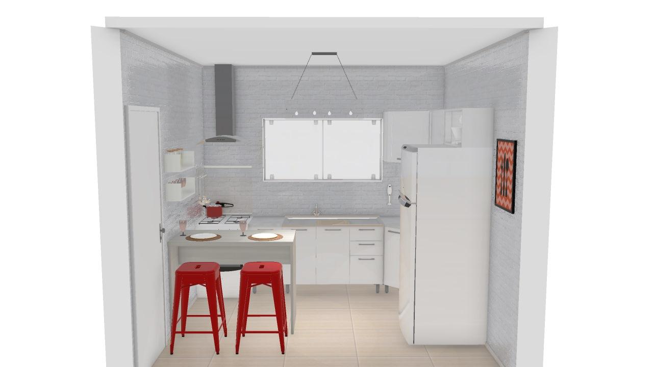 Meu projeto no Mooble - Cozinha