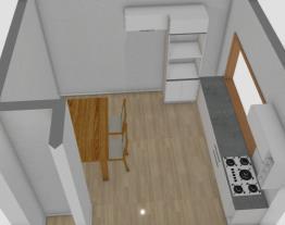 Cozinha S/ a sala