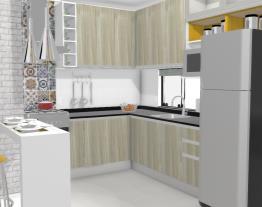 Cozinha (metade)
