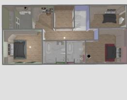 Casa da praça 02 dormitórios