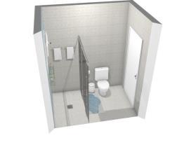 Banheiro debaixo