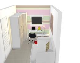 Projeto quartos meninas