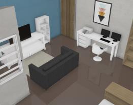 Meu projeto ..quarto do Lucas
